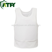 Chaleco antibalas blando, cómodo, transpirable, oculto, oculto, oculto, hecho en China.