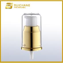 20mm aluminium lotion pump with AS overcap