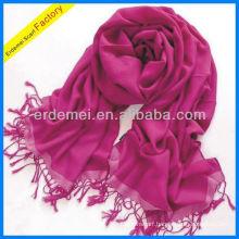 Fashion women long red scarf styles