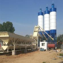 Automatic control system 25m3/h concrete batching plant