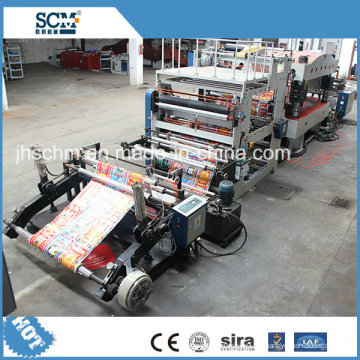 Automatic Hot Stamping Machine for Leather, Ribbon