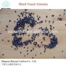 Preço de Brown / Black Fused Alumina / BFA / pó de óxido de alumínio preto