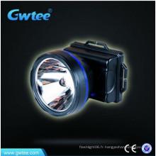 Lampe de tête à LED rechargeable Super W 5 W