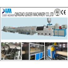 Linha máquina da extrusão das tubulações de água do PVC da extrusão da extrusora da tubulação