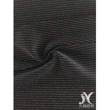 Colorful Metallic Stripe Jersey Knit