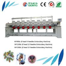 Wonyo 8 Head Sheen High Speed Embroidery Machine