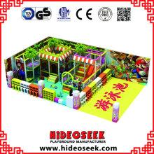 Mario Kindertagesstätte Indoor Soft Playground Equipment zum Verkauf