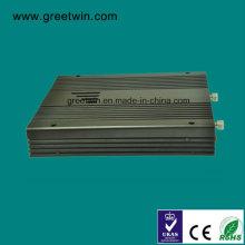23dBm Banda tripla Lte800 + Dcs1800 + 4G2600 Repetidor de la señal / repetidor 4G (GW-23L8DL)