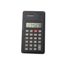 8 Digit Dual Power Super Thin Pocket Calculator