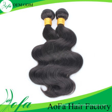 Human Hair Unprocessed Brazilian Remy Hair Wefts