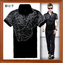 T-shirts à manches courtes pour hommes