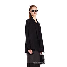 fashion women cashmere hoodie