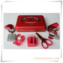 PVC Box Stationery Set for Promotional Gift (OI18023)