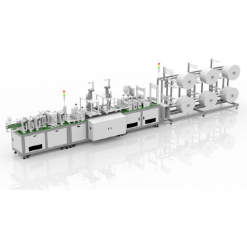 Automatic N95 Mask Making line