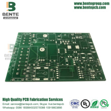 FR4 Tg135 Thick Copper PCB 2-layers PCB 4oz