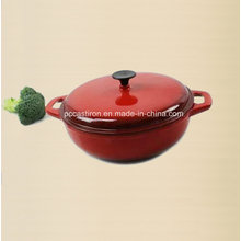 Esmalte de hierro fundido Sauce Pot Fabricante de China