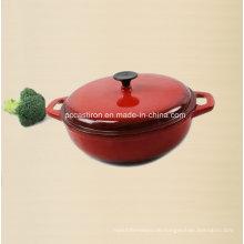 Emaille Gusseisen Sauce Topf Hersteller aus China