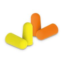Bouchons d'oreille en mousse doux et flexibles pour la protection