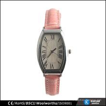 Lady novo relógios 2017 relógio quente de aço inoxidável em Genebra