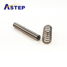 High Quality Customized Nickel Plated Compression Spring.