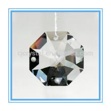 2016 octagon ventana persianas, AAA cristal octagonal cuentas