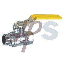 robinet à tournant sphérique de gaz de MxF en laiton, norme EN331