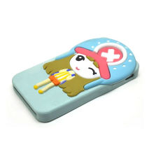 Soft Hot Selling Silicone Case for iPhone 5