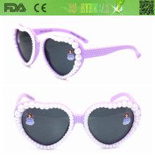 Sipmle, estilo de moda niños gafas de sol (ks014)