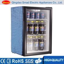 Mini Glass Door Beer Fridge Refrigerator Showcase