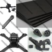 Raw Farbe Titan Knopfschrauben für Drohnen / Helicoper / FPV
