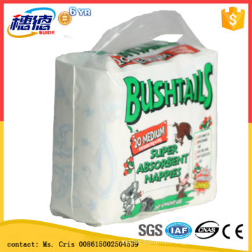 Wholesale High Quality Cheap Price Baby Nappy Manufacturer in China