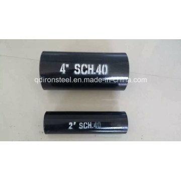 4′′ Sch40 Seamless Steel Pipe by ASTM A106 Gr. B