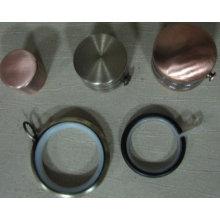 Einfache eisernen Vorhangstangen-Endkappen für die Dekoration