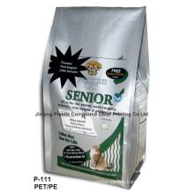 Back Corner Sealed Cat Litter Bag