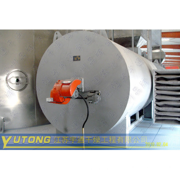 Hot Air Furnace with Diesel Fuel