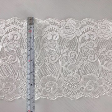 Nylon Spandex Lace Trim