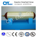 CNG Hoop Wrapped Steel Lined Cylinders for Vehical
