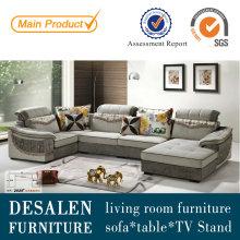 U Shape Saudi Arab Modern Fabric Sofa (2025)