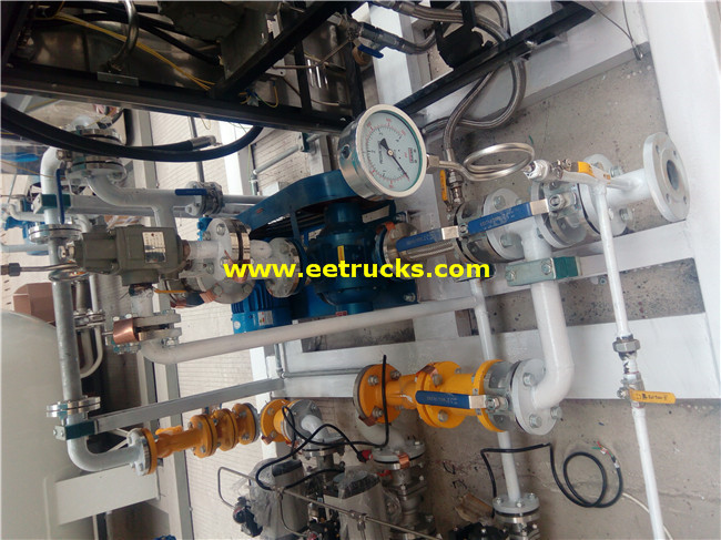 10 CBM LPG Bottling Plants