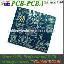Conjunto eletrônico do PWB da placa de circuito do PWB do jogador de música 4oz e do PCBA