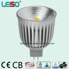 Refletor de Scob MR16 projector do diodo emissor de luz (LS-S006-MR16-BWW / BW)