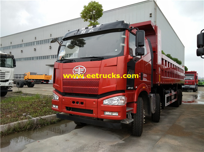 FAW 20MT 12 Wheel Dump Trucks