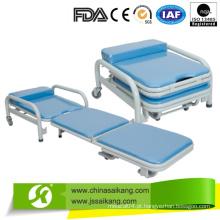 Cama Acompanhante de cadeira de espuma de cadeira de hospital (CE / FDA / ISO)