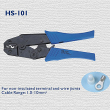 Non-Insulated Terminal and Wire Jionts Tool (HS-101)