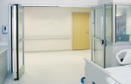 Ningbo GDoor Automatic Swing Doors for Interior Passage Partitions