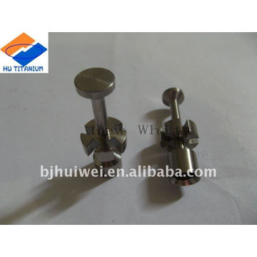 titanium screw for racing car