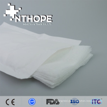 A densidade da esponja da gaze do algodão pelo cliente decide