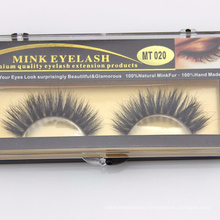 3D Horse Lashes real horse hair eyelashes thicker and natural horse fur lashes