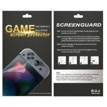 Anti-Scratch Full HD filme de proteção ultra-transparente para Nintend Switch NS console protetor de tela acessórios para pele