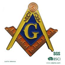 2016 maßgeschneiderte Metall Emaille Abzeichen für Förderung